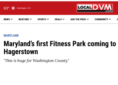 FitLot Hagerstown Article link