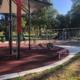 AARP Sponsored FitLot Outdoor Fitness Park in Topeka, KS